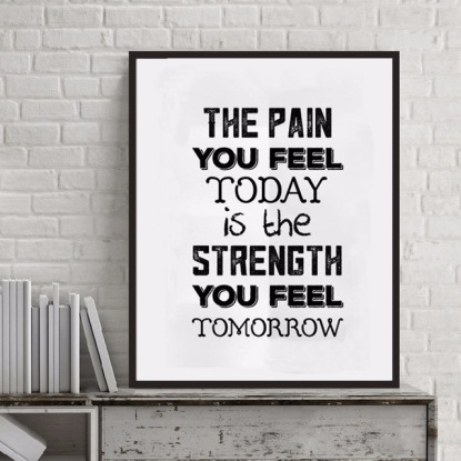 The-Pain-You-Feel-Today-is-the-Strength-Print-Canvas-Poster-Inspirational-Wall-Phrase-Art.jpg_640x640